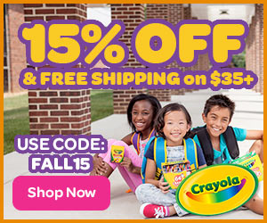 15% Off + Free Shipping ON $35 With FALL15