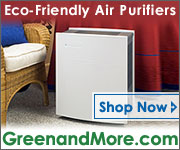 Eco-friendly air purifiers