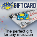 American Musical Supply Gift Cards