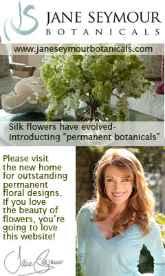 Jane Seymour Botanicals - Flowers
