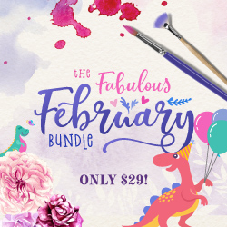 SALE!! 96% OFF Get The Fabulous February Bundle