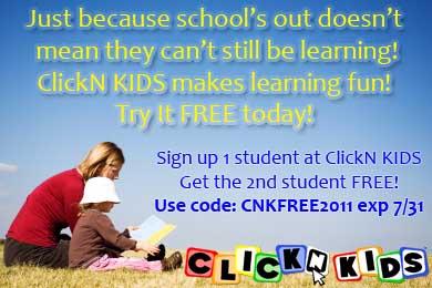 Buy 1 Get 2nd FREE Code:CNKFREE2011 exp. 7/31
