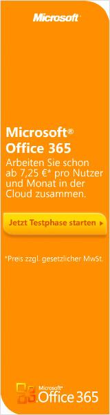 Office 365 jetzt testen