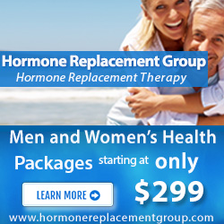 Hormone Replacement Therapy! Click Here!