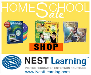 Homeschool Sale on NestLearning.com