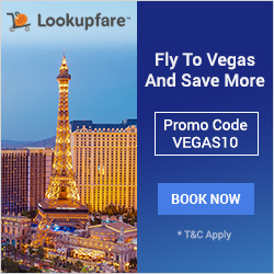 Vegas Flight Deals, Flights to Las Vegas