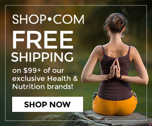 Image for (SHOP) Free Shipping on any $99 purchase of Market America's exclusive health, beauty, skin care, nutrition, vitamins, weight loss and pet health products at Shop.com! Shop Now! (Valid thru 6/30)