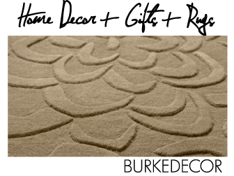 Rugs and more at BurkeDecor.com order