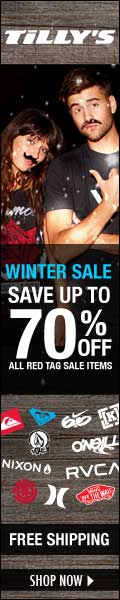Tilly's Winter Sale