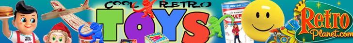 Classic Retro Toys & Games