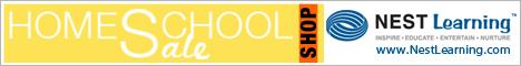 Homeschool Sale on NestLearning.com