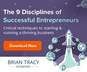300x250 The 9 Disciplines of Successful Entrepreneurs