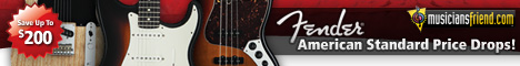 Black Friday Guitar Deals n accessories