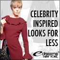Shop eDressMe get celebrity inspired looks for less