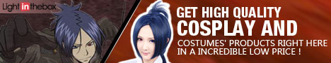 Get High Quality Cosplay in A Incredible Low Price