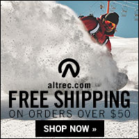 Free Shipping Over $50* at Altrec.com!