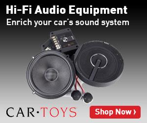 High Fidelity Car Audio