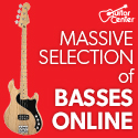 Browse Bass Guitars at GuitarCenter.com