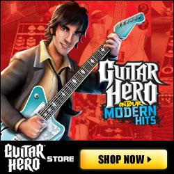 Free Key Chain w/ Guitar Hero: On Tour Order
