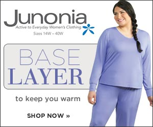 Junonia Plus Size Activewear