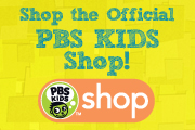 Shop the Official PBS Kids Shop!