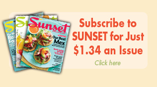 Get Sunset Magazine Today!