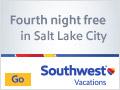 Fourth ski day & fourth night free in Salt Lake City