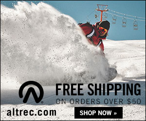 Free Shipping Over $50* at Altrec.com!