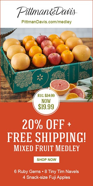 Free Shipping and Save 20%!