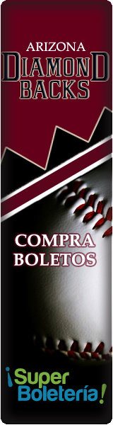 Compra Boletos para los Arizona Diamondbacks