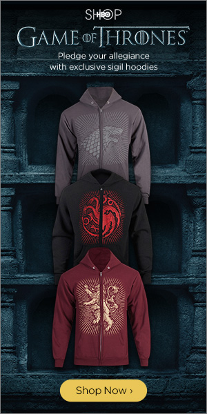 Buy Exclusive Game of Thrones Hoodies at the HBO Shop Now!
