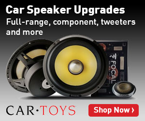 Car Speakers at Car Toys