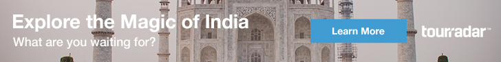Tourradar - Explore Magic of India