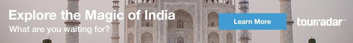 Tourradar - Explore Magic of India