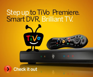 Chill out at home this summer, with the hottest deal in entertainment.  Factory-renewed TiVo HD DVR - Only $179.99!