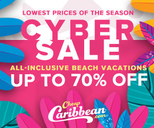 Cheap Caribbean Cyber Sale