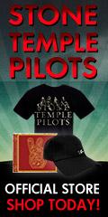 Stone Temple Pilots Official Merchandise
