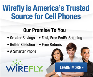 Wirefly: Brand Banner