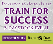 Rich Dad Education - Live Stock Success Training - Register Now!