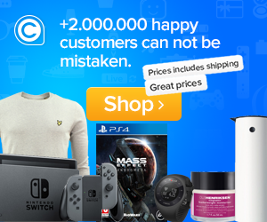 Coolshop - Free shipping – Great prices – Discount points