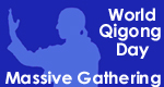 World Qigong Day: Massive Gathering