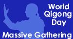 World Qigong Day: Massive Gathering