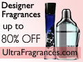 FREE SHIPPING over $75 at Ultrafragrances.com!