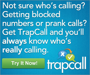 TrapCall.com - Unmask Blocked Calls Anonymous Call Block