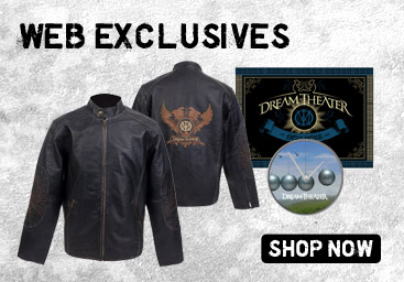 Dream Theater Official Merchandise -  Web Exclusiv