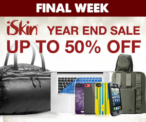 iSkin Year End Sale
