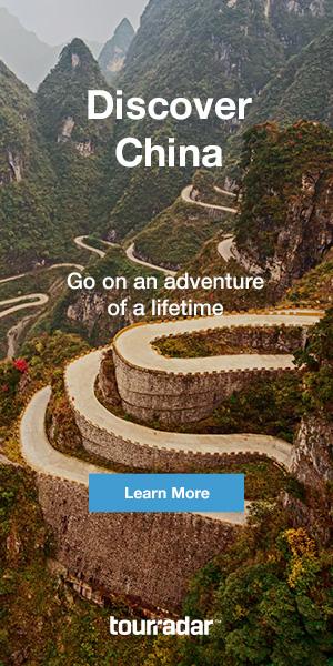 Tourradar - Discover China