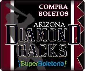 Compra Boletos para los Arizona Diamondbacks