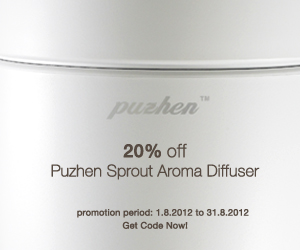 Puzhen coupon sprout