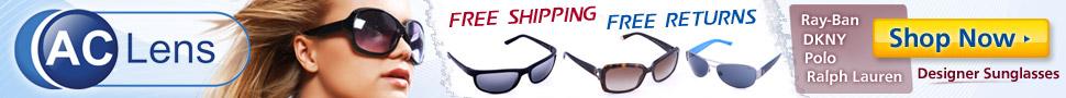 AC Lens - Designer Sunglasses for Sale